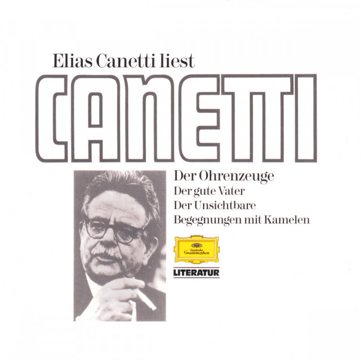 Elias Canetti Liest Canetti 0028947199324
