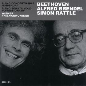 Ludwig van Beethoven, Beethoven: Piano Concerto No.5, Piano Sonata Op.57, Appassionata, 00028946866627