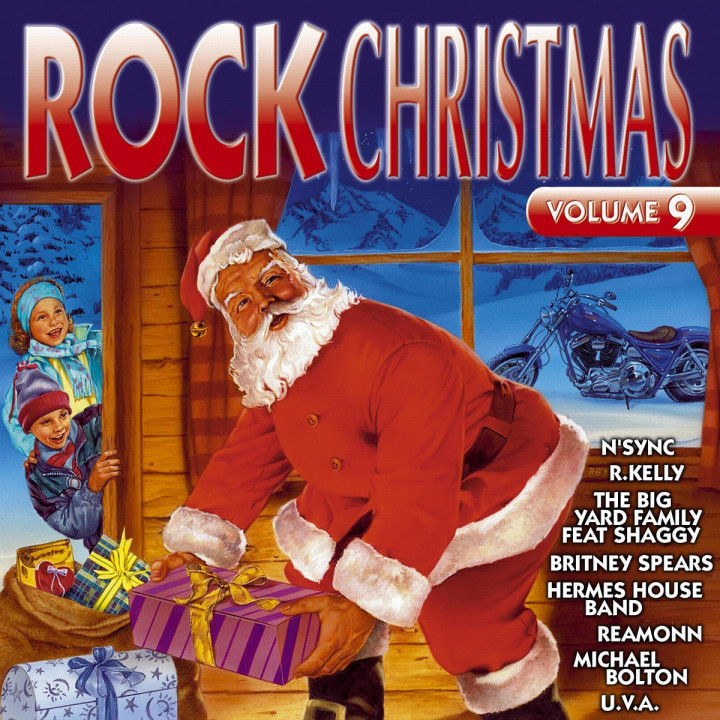 Rock Christmas (Vol. 9) 0731458529422