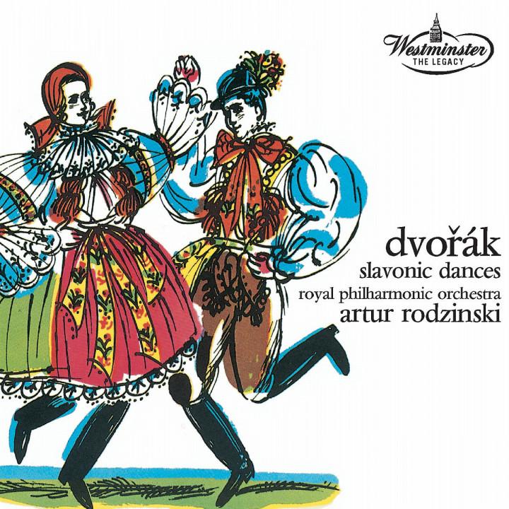 Slawische Tänze op. 46 & 72 0028947120221