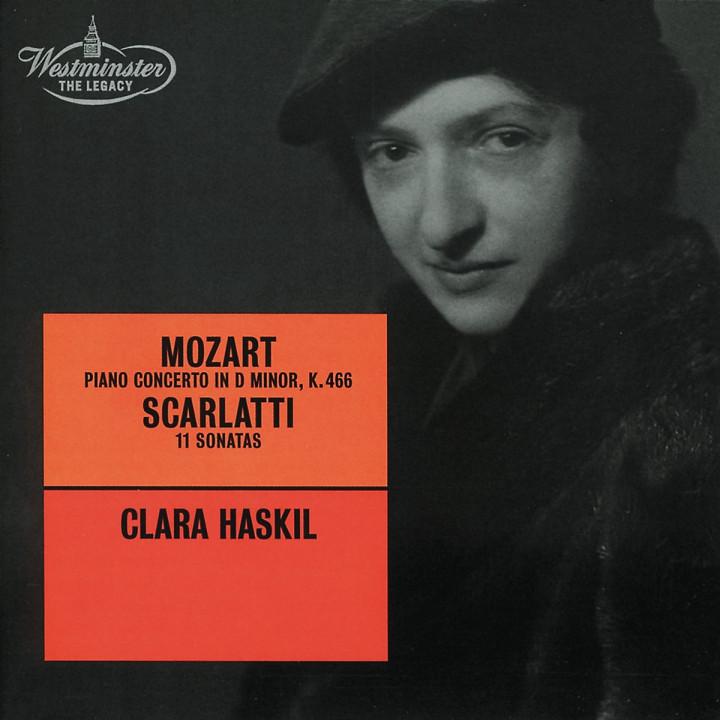 Klavierkonzert d-moll KV 466; 11 Sonaten 0028947121428