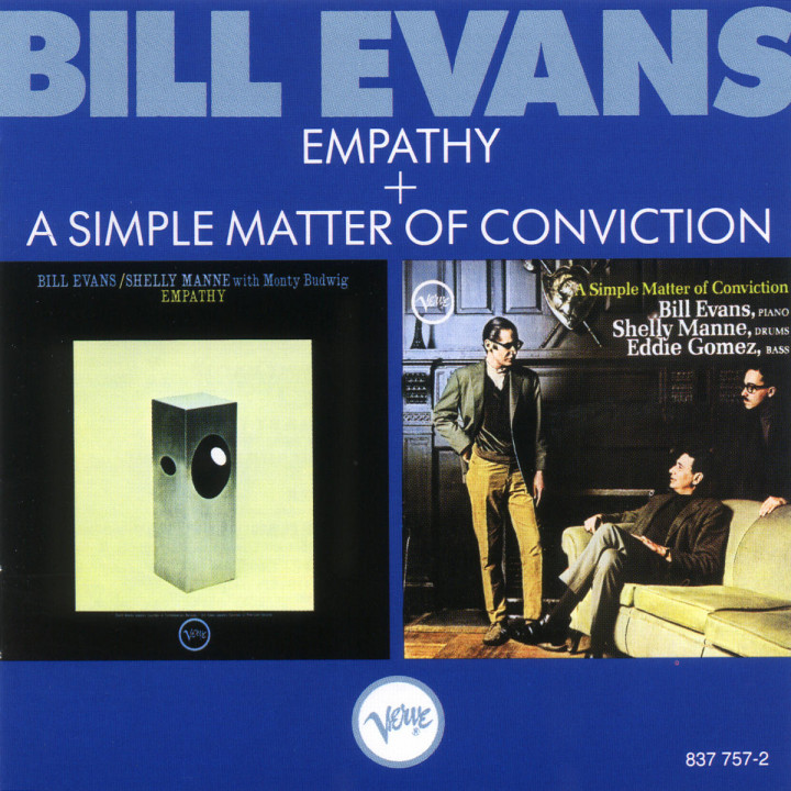 Empathy; A Simple Matter Of Conviction 0042283775723