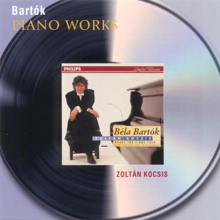 Bartók: Piano Works 0028946467622