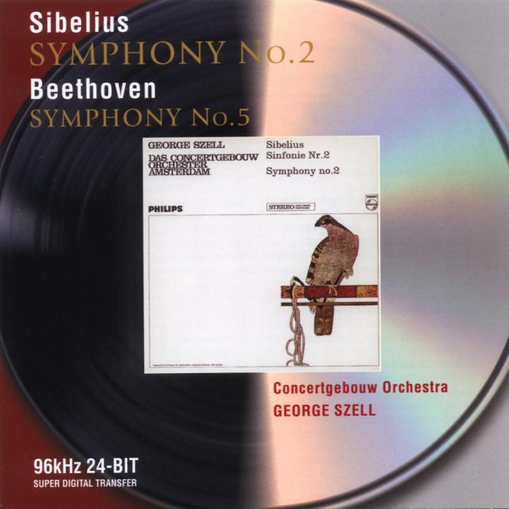 Sinfonie Nr. 2 D-dur;  Sinfonie Nr. 5 c-moll 0028946468221