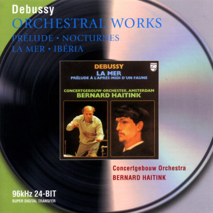 Debussy: Orchestral Works 0028946469727