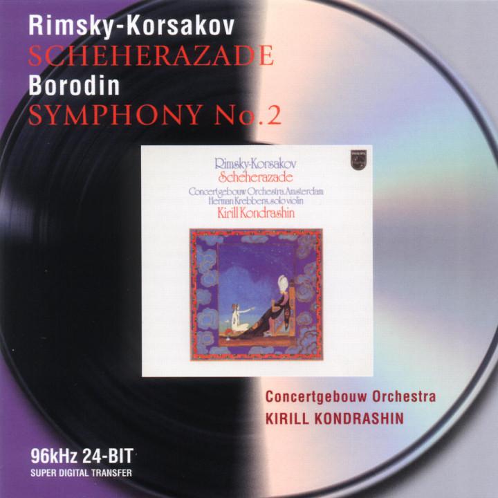 Rimsky-Korsakov: Scheherazade / Borodin: Symphony No.2 0028946473528