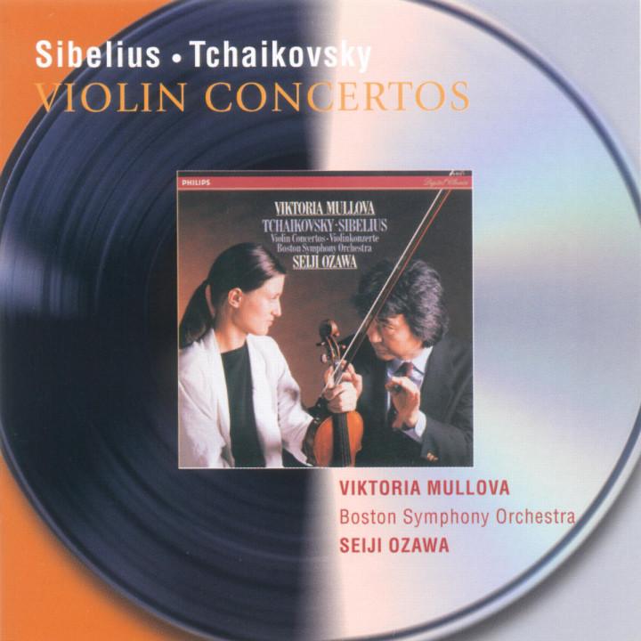 Sibelius / Tchaikovsky: Violin Concertos 0028946474127