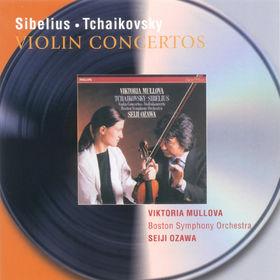 Jean Sibelius, Sibelius / Tchaikovsky: Violin Concertos, 00028946474129