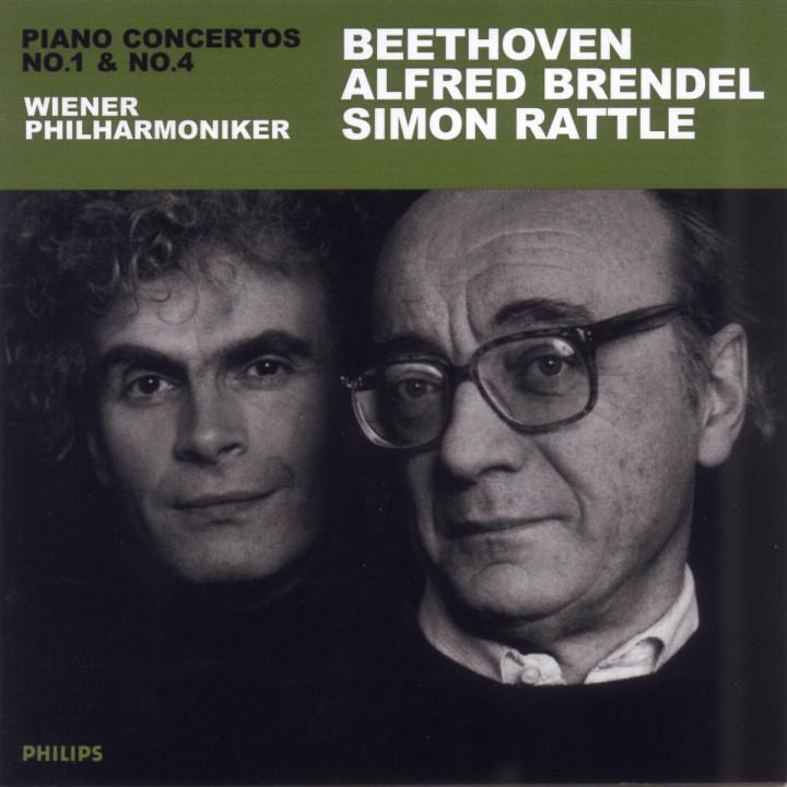 Beethoven: Piano Concertos Nos.1 & 4 0028946278222