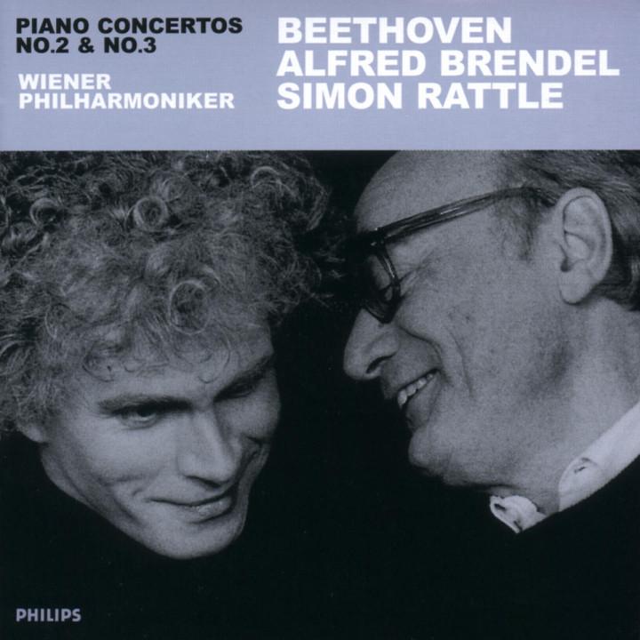 Beethoven: Piano Concertos Nos.2 & 3 0028946278325