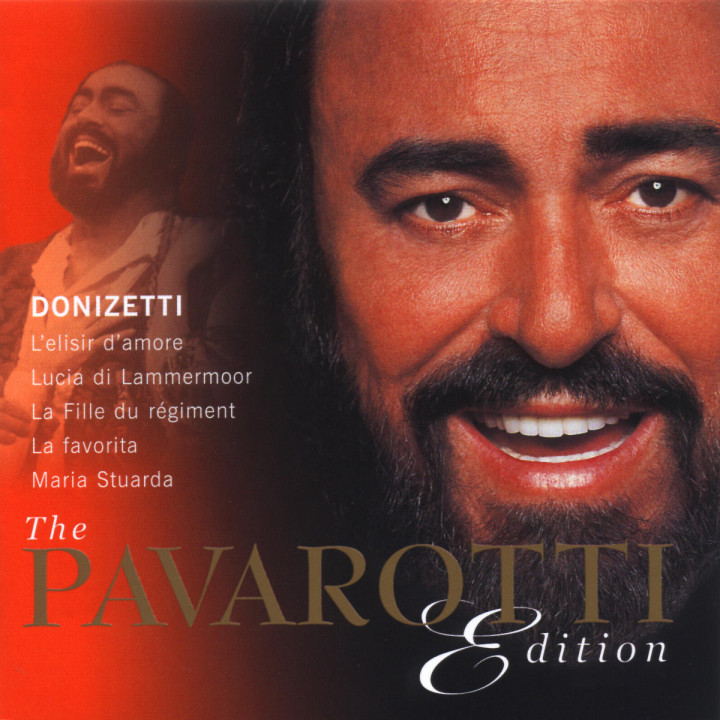 The Pavarotti Edition (Vol. 1): Donizetti 0028947000121