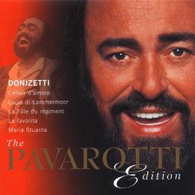 Gaetano Donizetti, The Pavarotti Edition (Vol. 1): Donizetti, 00028947000129