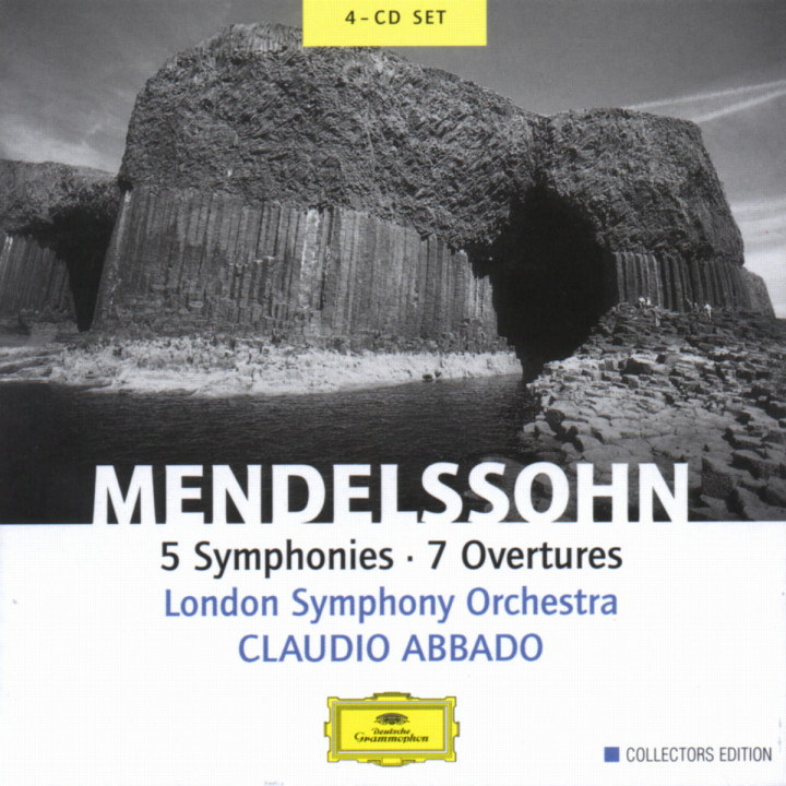 Mendelssohn: 5 Symphonies; 7 Overtures 0028947146728