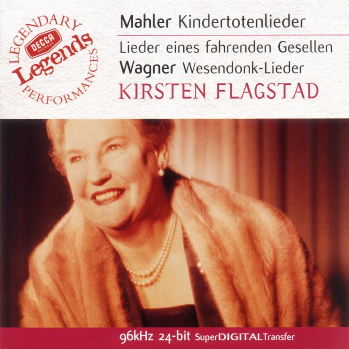 Kindertotenlieder; Lieder eines fahrenden Gesellen; Wesendonk-Lieder 0028946848621