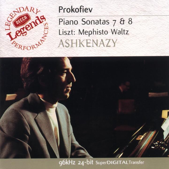 Prokofiev: Piano Sonatas Nos.7 & 8; 2 Pieces from Romeo & Juliet / Liszt: Mephisto Waltz 0028946849725