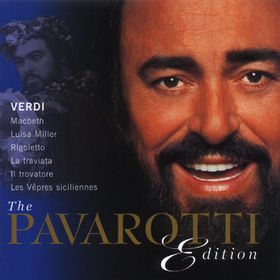 Giuseppe Verdi, The Pavarotti Edition (Vol. 3): Verdi I, 00028947000327