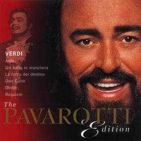 Giuseppe Verdi, The Pavarotti Edition (Vol. 4): Verdi II, 00028947000426