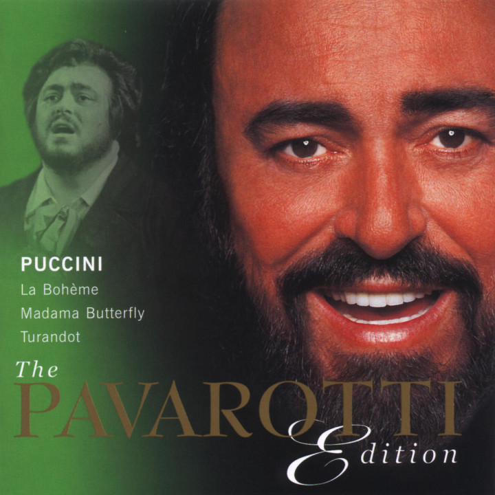 The Pavarotti Edition (Vol. 5): Puccini 0028947000523