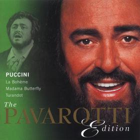 Giacomo Puccini, The Pavarotti Edition (Vol. 5): Puccini, 00028947000525