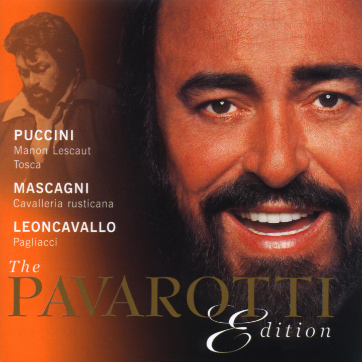 The Pavarotti Edition (Vol. 6): Puccini & Veristi 0028947000626