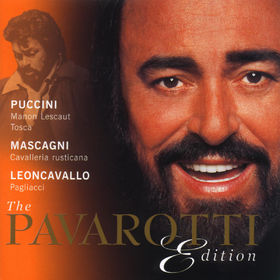 Giacomo Puccini, The Pavarotti Edition (Vol. 6): Puccini&Veristi, 00028947000624
