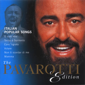 The Pavarotti Edition (Vol. 10): Italian Popular Songs, 00028947001027