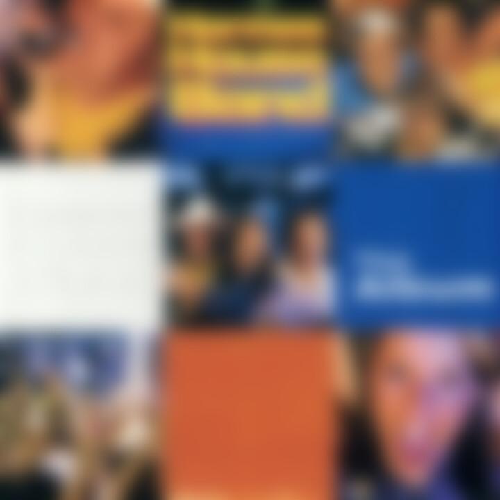The Album 0731458922223