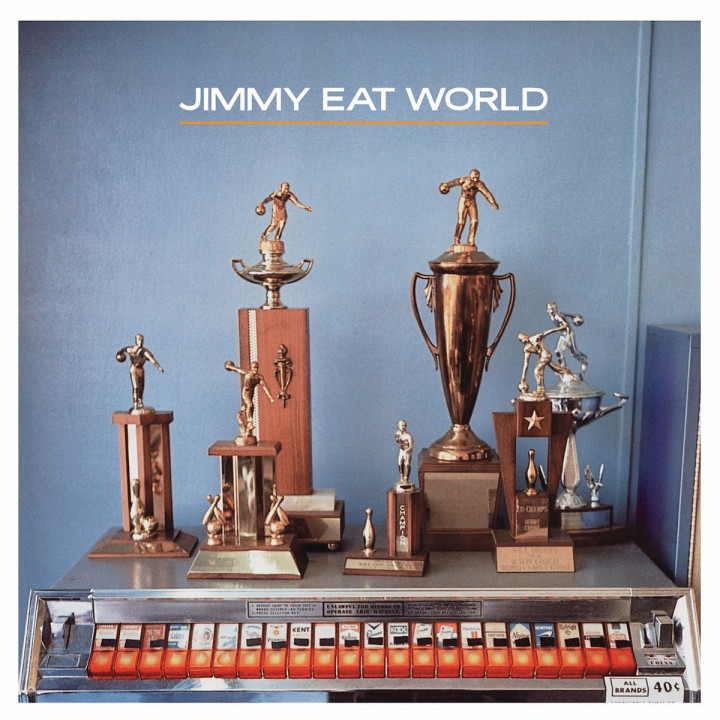 Jimmy Eat World 0600445033423