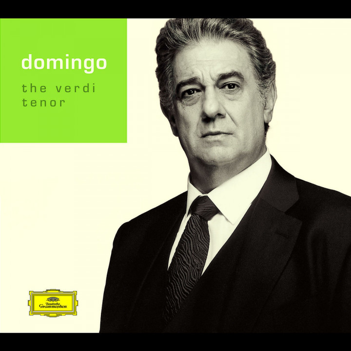 Plácido Domingo - The Verdi Tenor 0028947147822