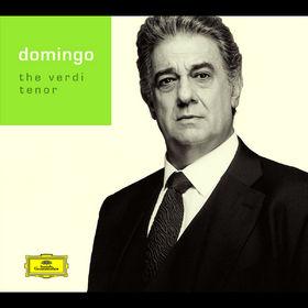 Plácido Domingo - The Verdi Tenor, 00028947147824