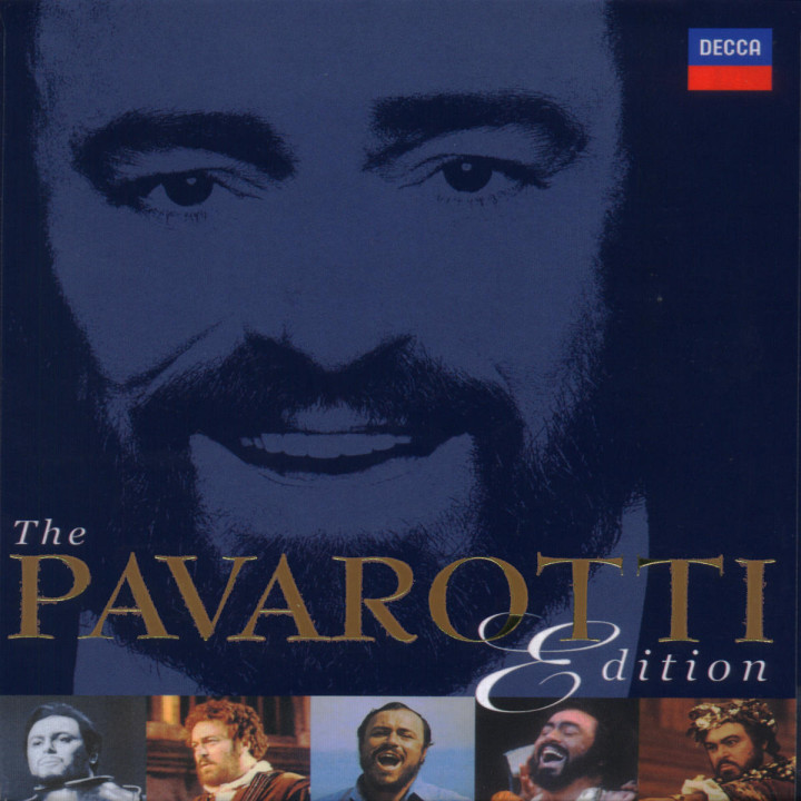 The Pavarotti Edition 0028947000028