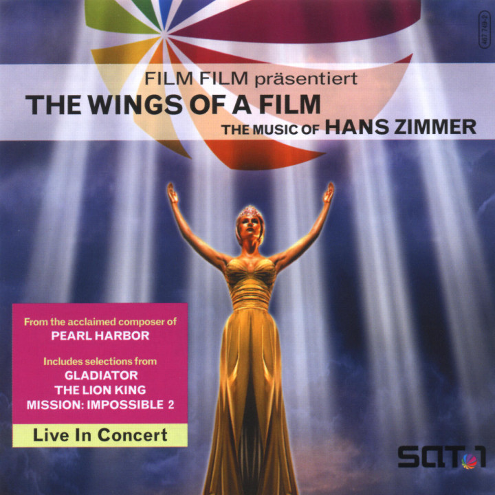 Zimmer, H.: The Wings of a Film 0028946774924