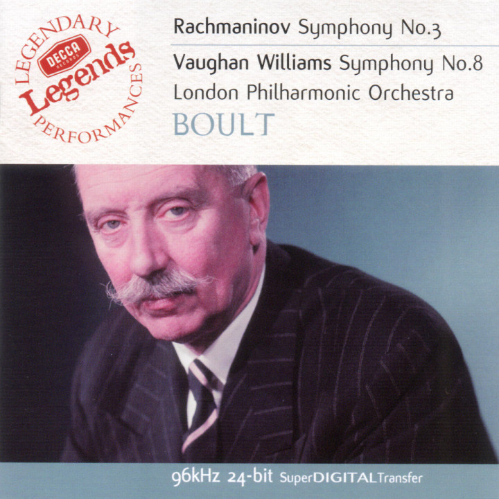 Sinfonie Nr. 3 a-moll; Sinfonie Nr. 8 d-moll 0028946849024