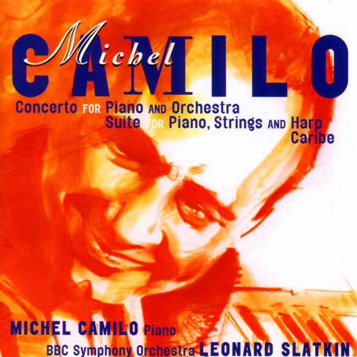 Klavierkonzert; Suite für Klavier, Streicher und Harfe; Caribe 0028946881729
