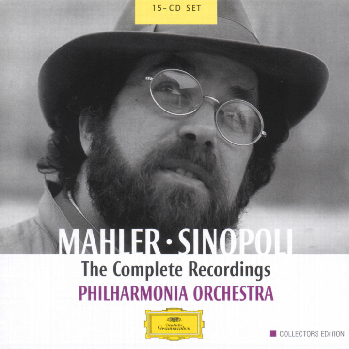 Mahler: The Complete Recordings 0028947145129