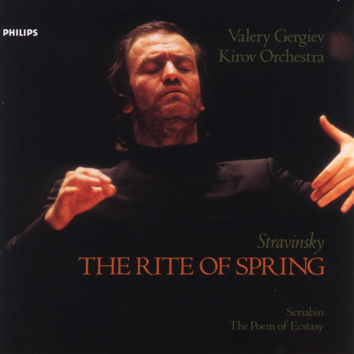 Stravinsky: The Rite of Spring / Scriabin: The Poem of Ecstasy 0028946803521