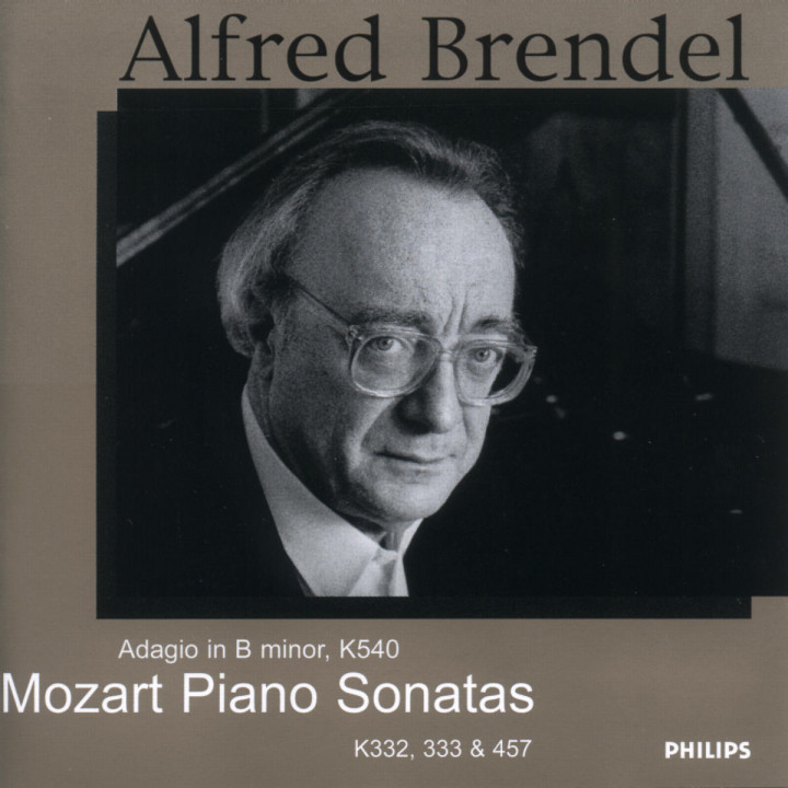 Mozart: Piano Sonatas K.322, K.333 & K.457 0028946804821