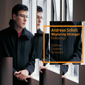 Andreas Scholl, Wayfaring Stranger, Folksongs, 00028946849927