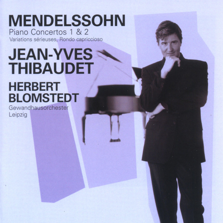Mendelssohn: Piano Concertos Nos.1 & 2 etc 0028946860021