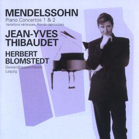 Felix Mendelssohn Bartholdy, Mendelssohn: Piano Concertos Nos.1 & 2 etc, 00028946860021