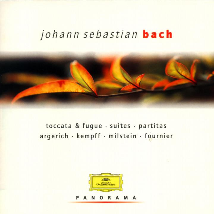 Toccata und Fuge in d-moll; Partita Nr. 3; Französische Suite Nr. 5; Englische Suite Nr. 2 0028946925922