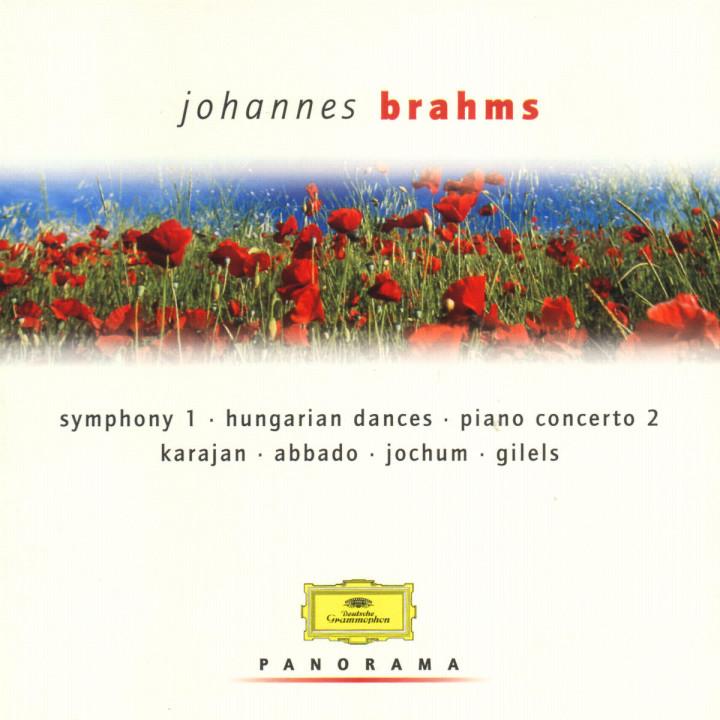 Sinfonie Nr. 1; Haydn-Variationen; Ungarische Tänze; Klavierkonzert Nr. 2 0028946929823