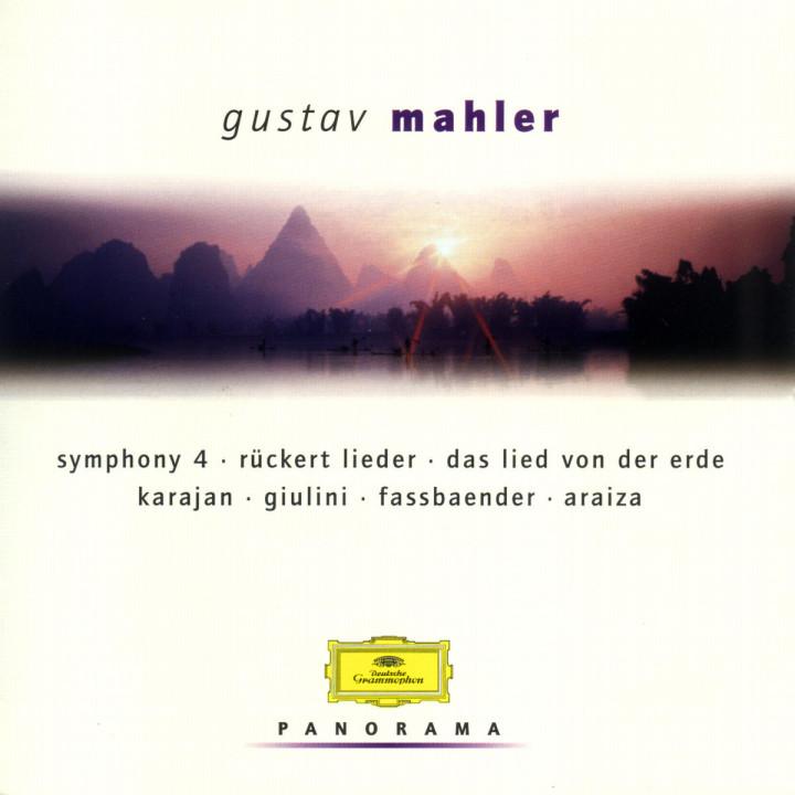 Sinfonie Nr. 4; Rückert-Lieder; Das Lied von der Erde 0028946930425
