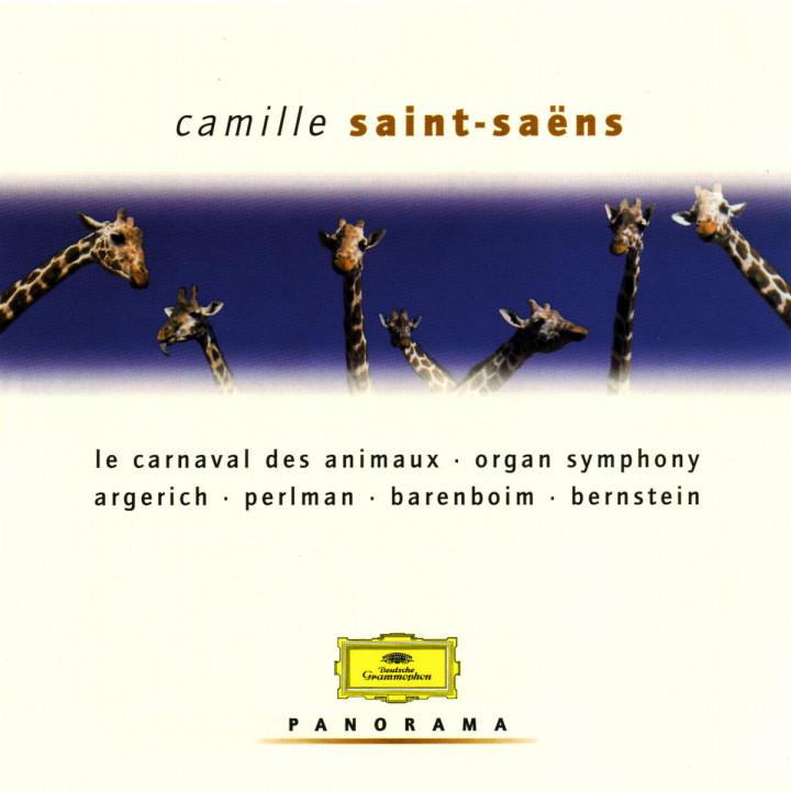 Saint-Saens: Le Carnaval des Animaux; Organ Symphony 0028946931024