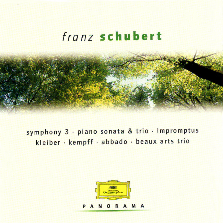 Sinfonie Nr. 3; Klaviersonate B-dur D 960; Klaviertrio B-dur D 898; Rosamunde; Impromptus 0028946931323