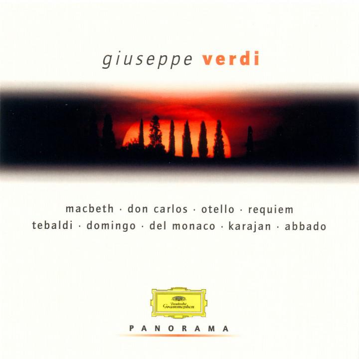 Macbeth; Don Carlos; Otello; Messa da Requiem (Auszüge) 0028946931921