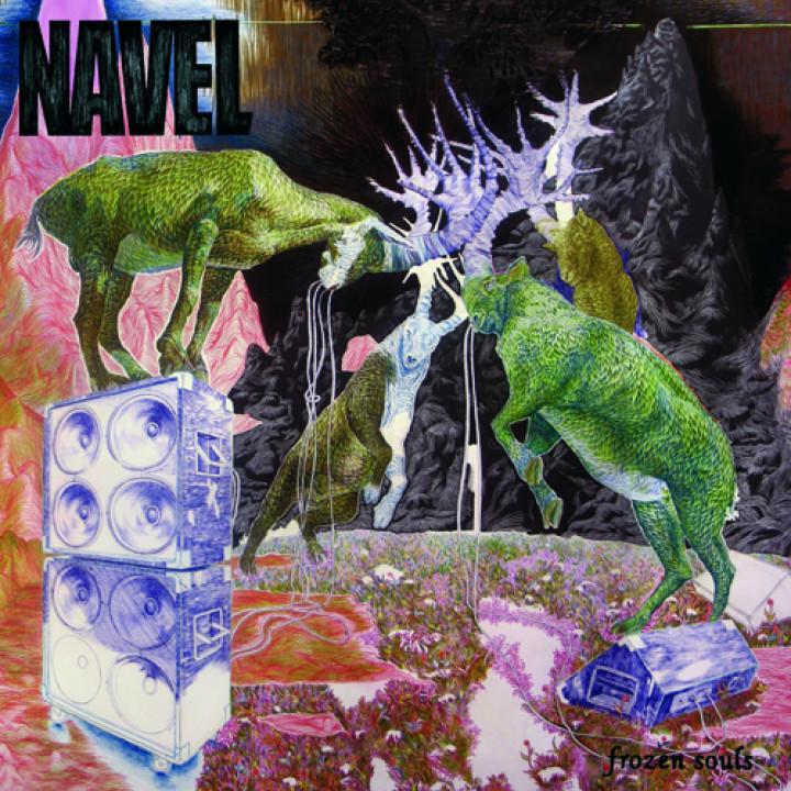 """Navel """"Frozen Souls"""""""