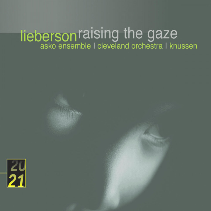 Raising The Gaze; Drala; Concerto; Accordance; Three Songs 0028945760625