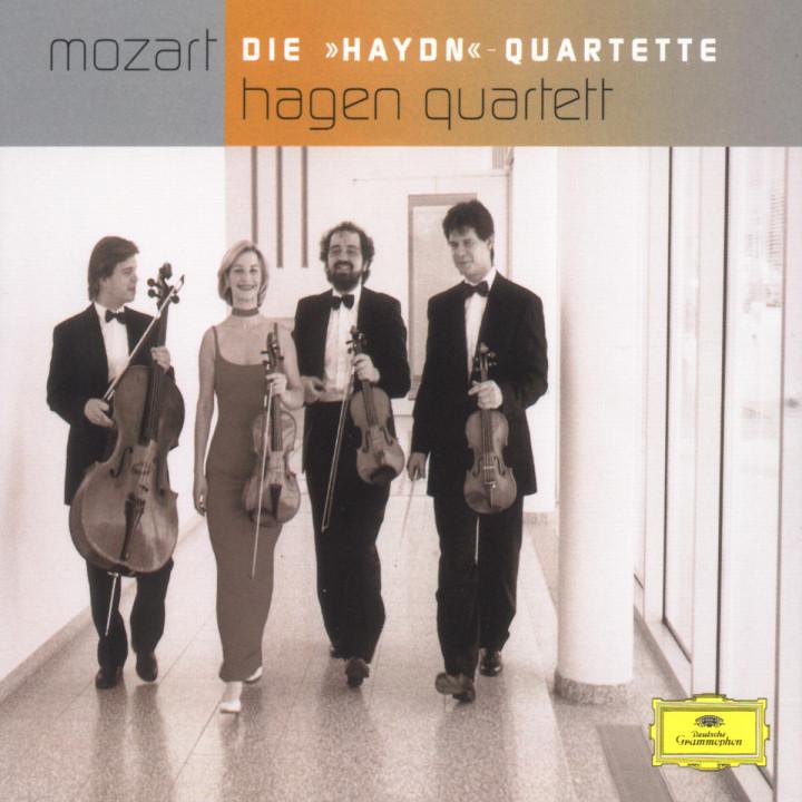 "Mozart: The ""Haydn Quartets"" 0028947102423"