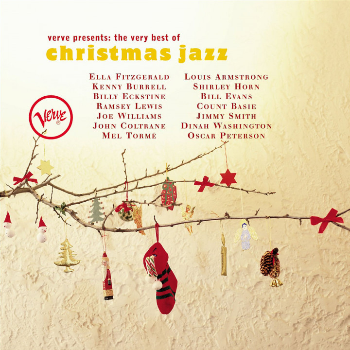 Verve Presents: The Very Best of Christmas Jazz 0731454906724